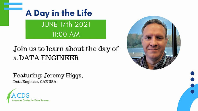 Day in the Life: DATA ENGINEER