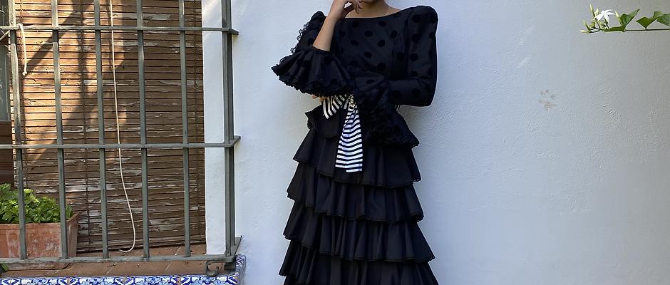 Falda Laranjeira - Negro