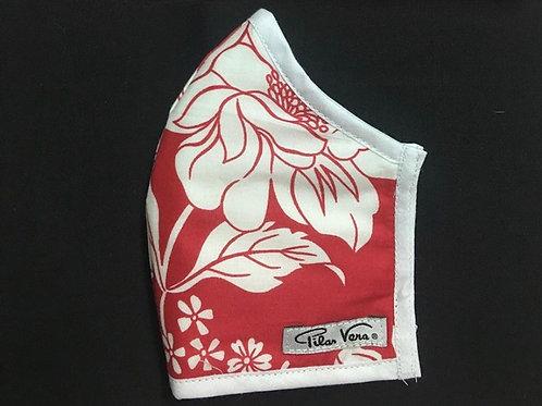 Mascarilla Flamenca Floral