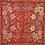 Thumbnail: Mantón Rojo Tulipanes en colores