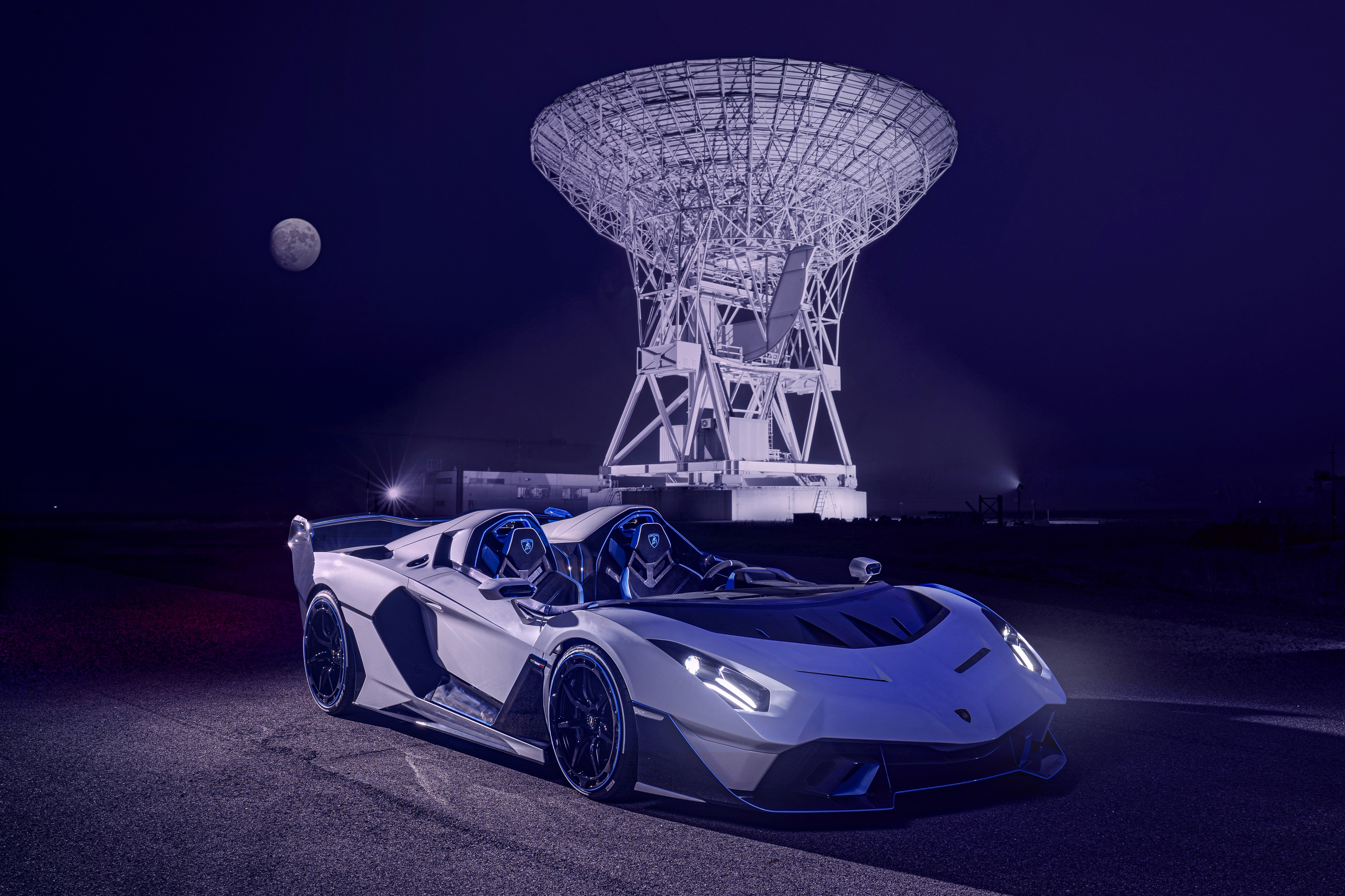 LAMBORGHINI UNVEIL SC20
