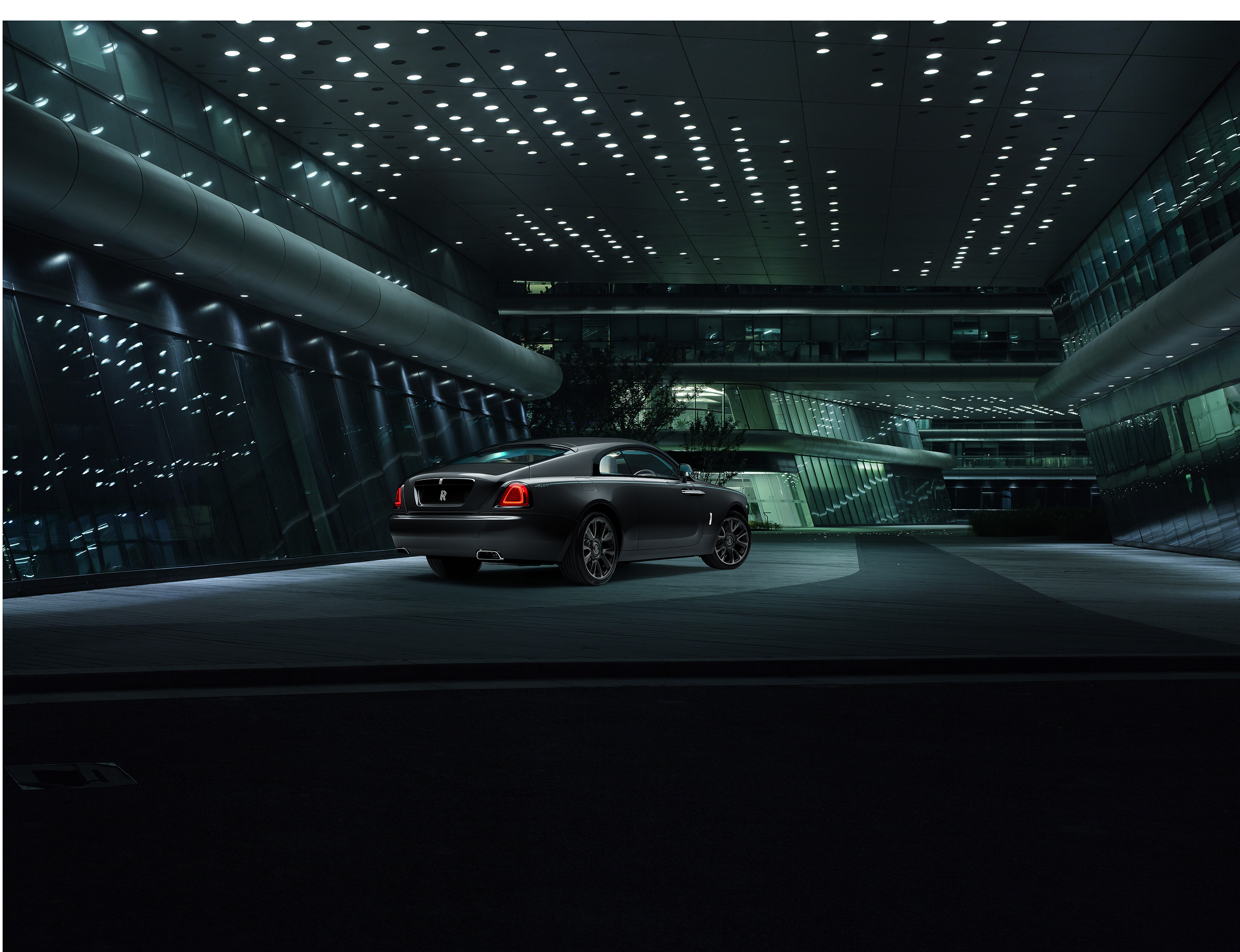 ROLLS ROYCE REVEALS SUBTLE CLUES TO MYSTERIOUS WRAITH KRYPTOS CODE.