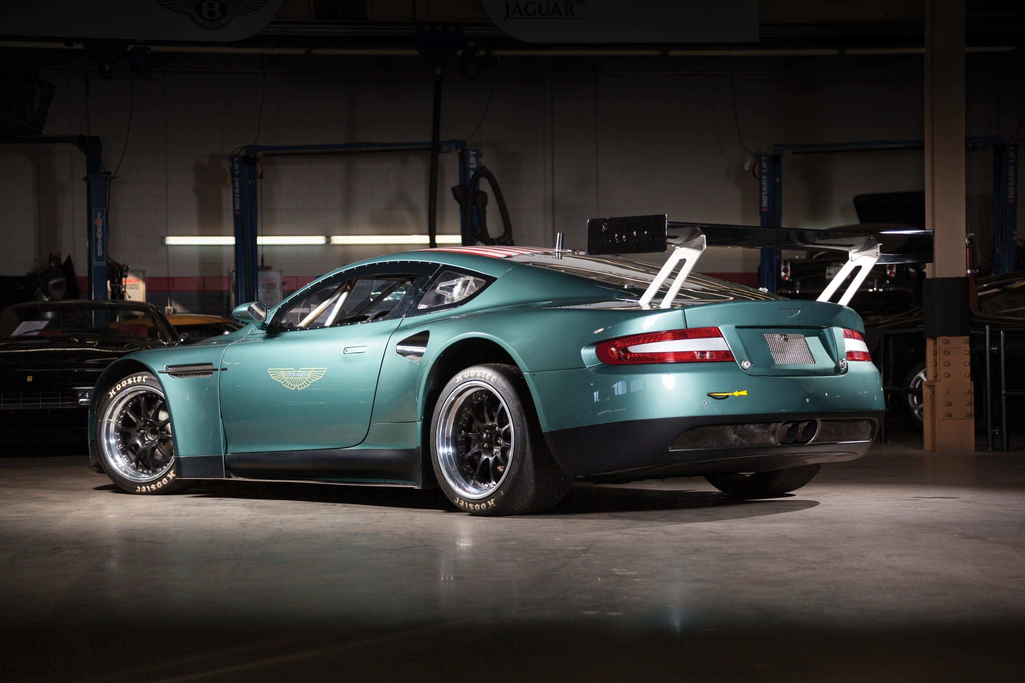 Aston Martin's DBRS9
