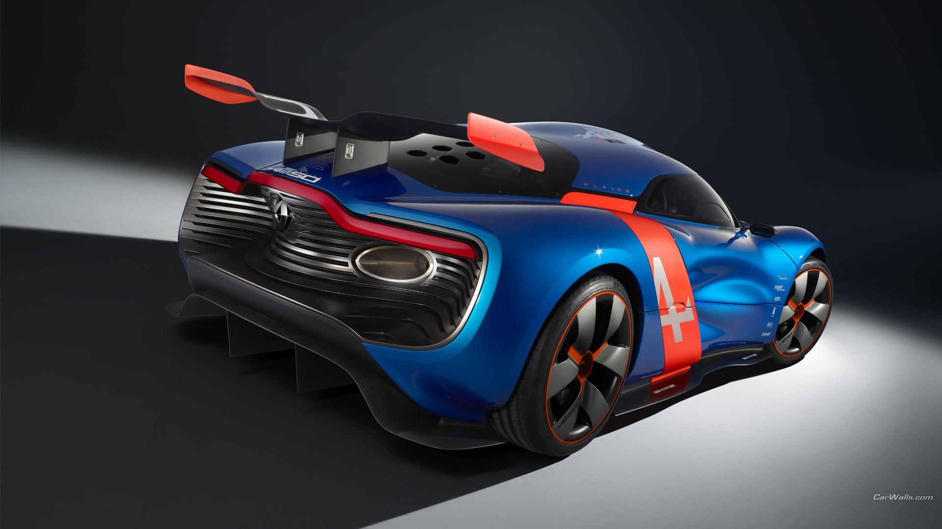 Renault Alpine AS1