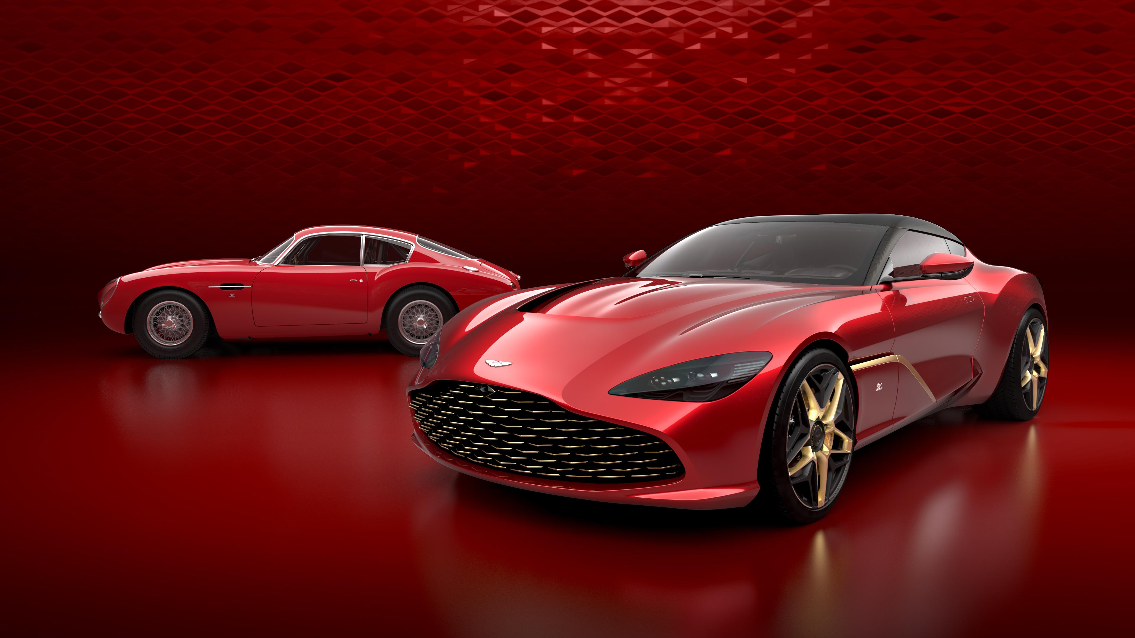 Aston Martin DBZ Centenary Zagato