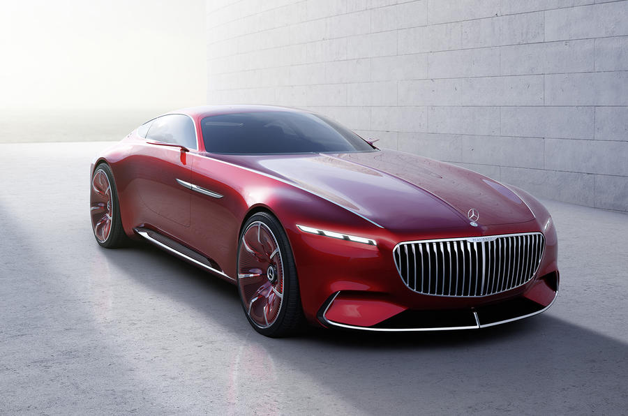 Mercedes Maybach Vision