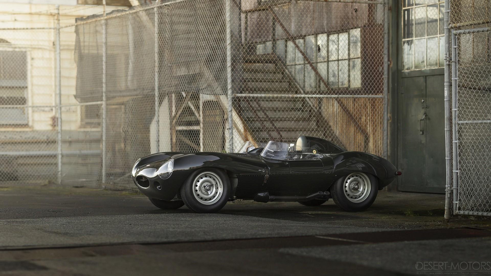 Jaguar d Type 1956
