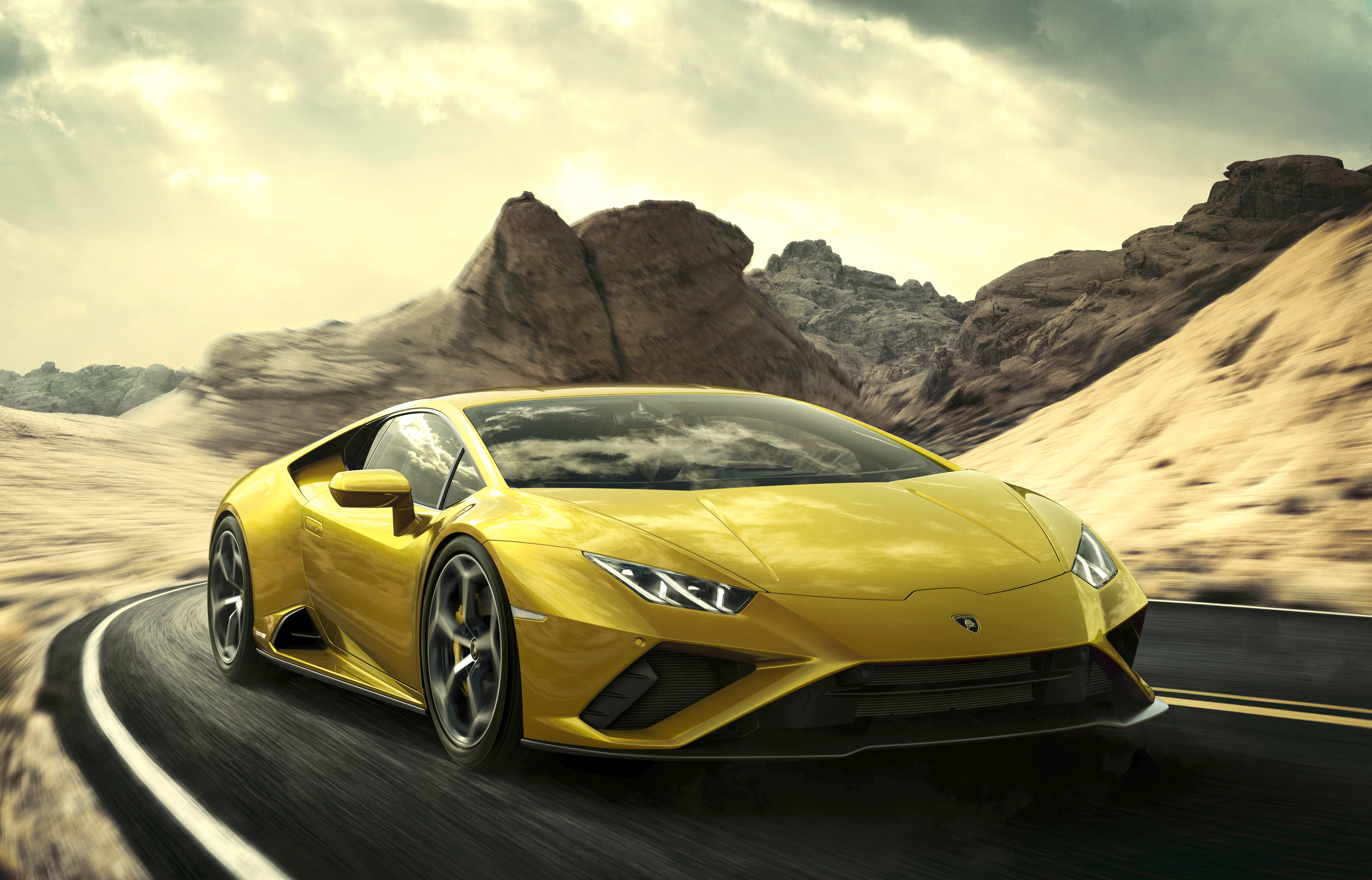 Lamborghini Evo 2020