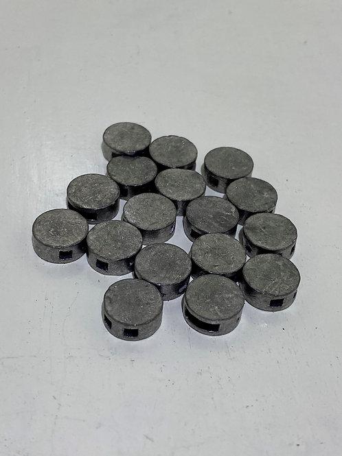 """QC-034 - 1/2"""" Lead seals - bag of 50"""