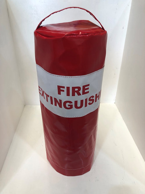 FE-010 - 9kg Fire Extinguisher Vinyl cover Dry Chemical *COVER ONLY*