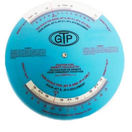 QC-015 - Density Chart Wheel