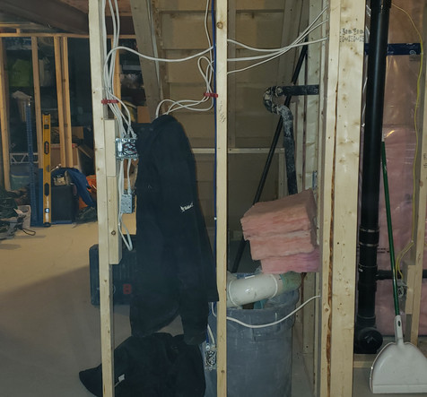 Basement Renovation - MaKenady Construction Services Inc General Contractor Residential & Commercial Renovation & Construction