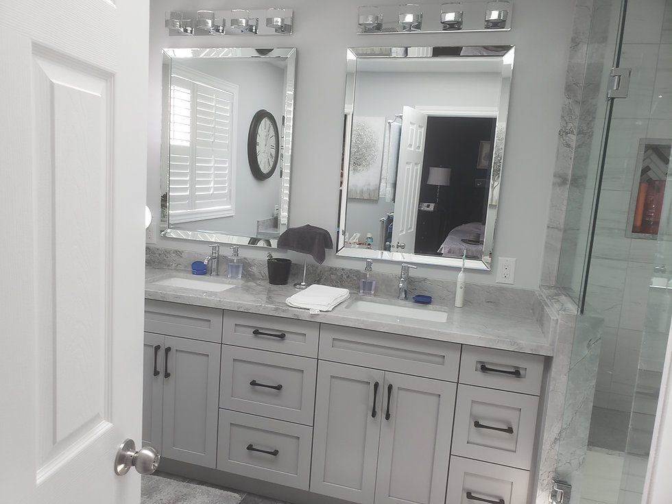 Bathroom Renovation MaKenady Constructio