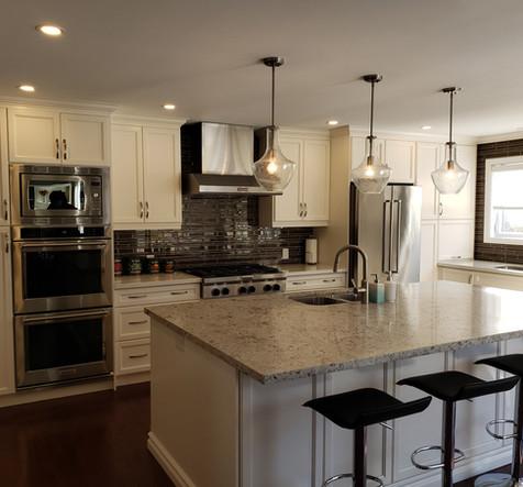 Home Additon Kitchen Renovation