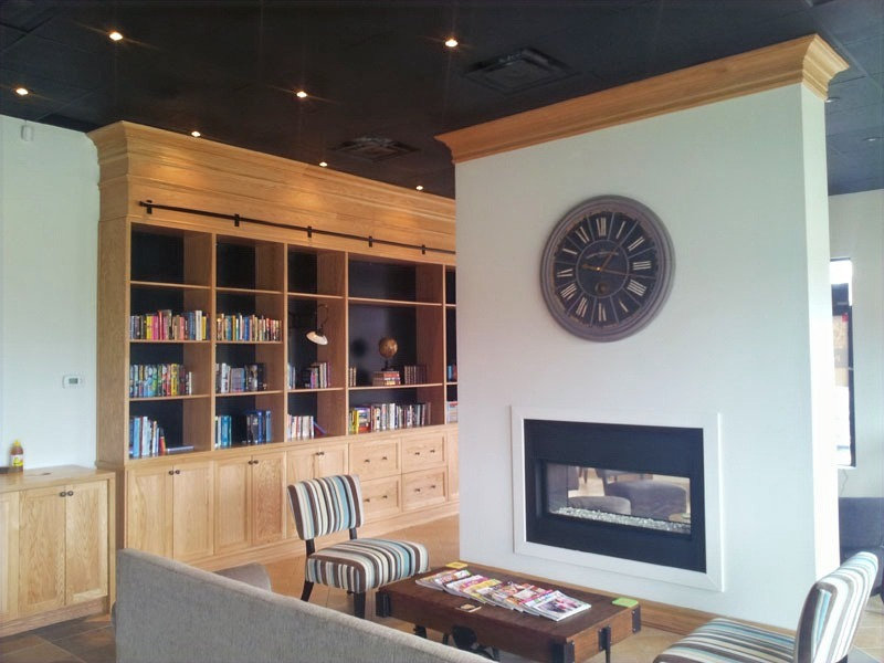 Commercial Renovation, Restaurant Renovation, General Contractor, Millwork, Cabinetry, Electrical