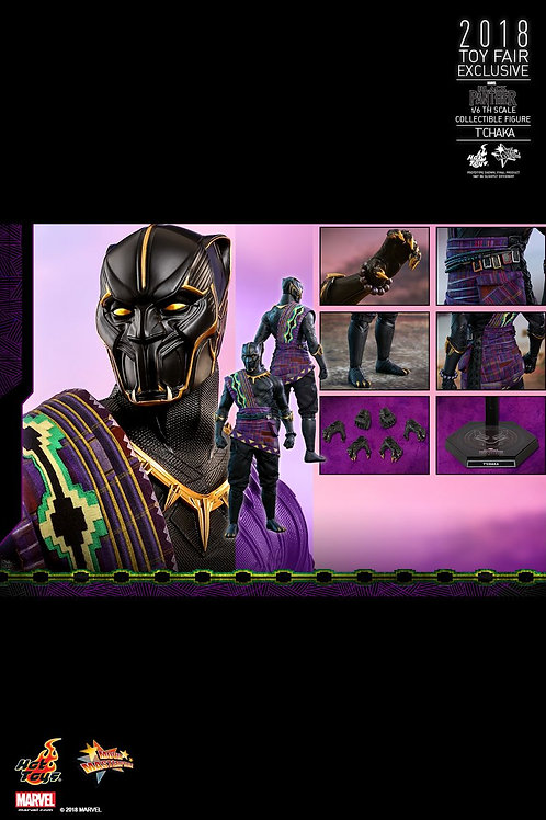 Hot Toys MMS487 Black Panther T'Chaka 1/6th scale Collectible Figure