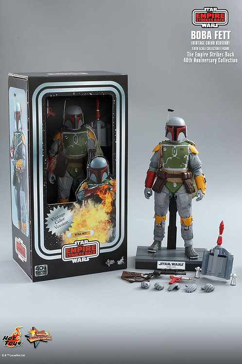 Hot Toys MMS571 Star Wars The Empire Strikes Back Boba Fett (Vintage Color Ver)