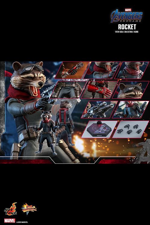 Hot Toys MMS548 Avengers: Endgame  Rocket 1/6th scale Collectible Figure