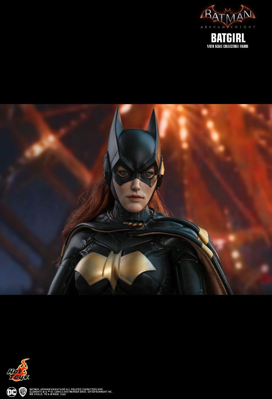 VGM40 Arkham Knight Batgirl
