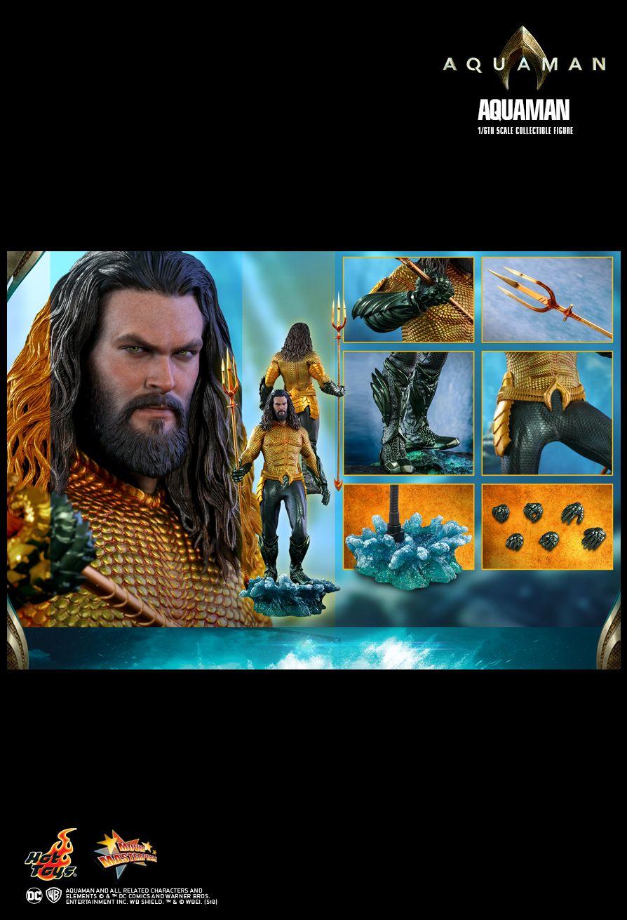 MMS518 Aquaman