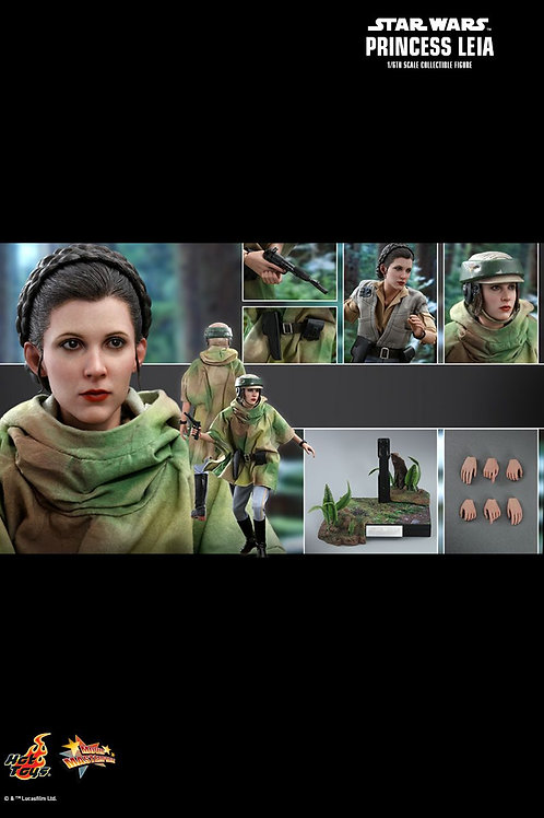 Hot Toys MMS549 Star Wars: Return of the Jedi Princess Leia 1/6th scale Collec