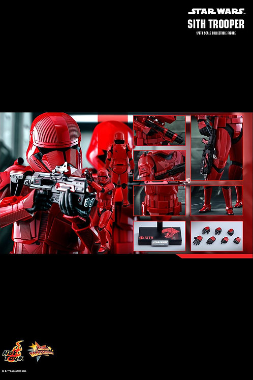 Hot Toys MMS544 Star Wars: The Rise of Skywalker  Sith Trooper 1/6th scale Coll