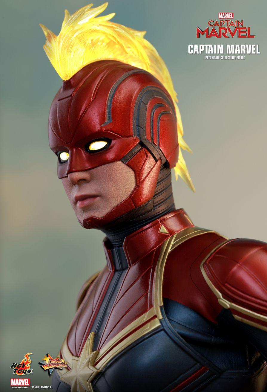 MMS521 Captain Marvel