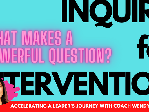 What Makes a Powerful Coaching Question?