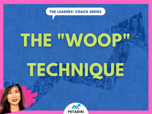 The Leader's Coach Series: Achieve Your Goals with this Cool Technique