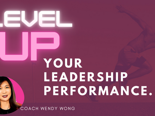 A SOLID WAY TO LEVEL UP YOUR LEADERSHIP PERFORMANCE