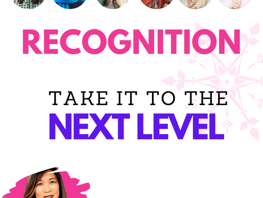 How Do Leaders Take Recognition to the Next Level?