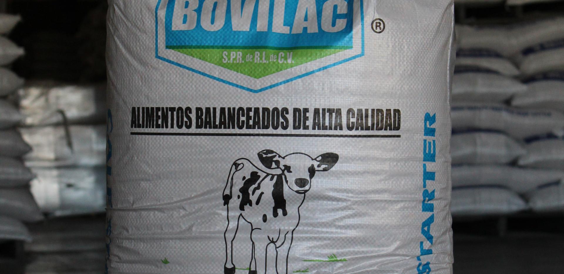 Alimento para Becerro Bovilac