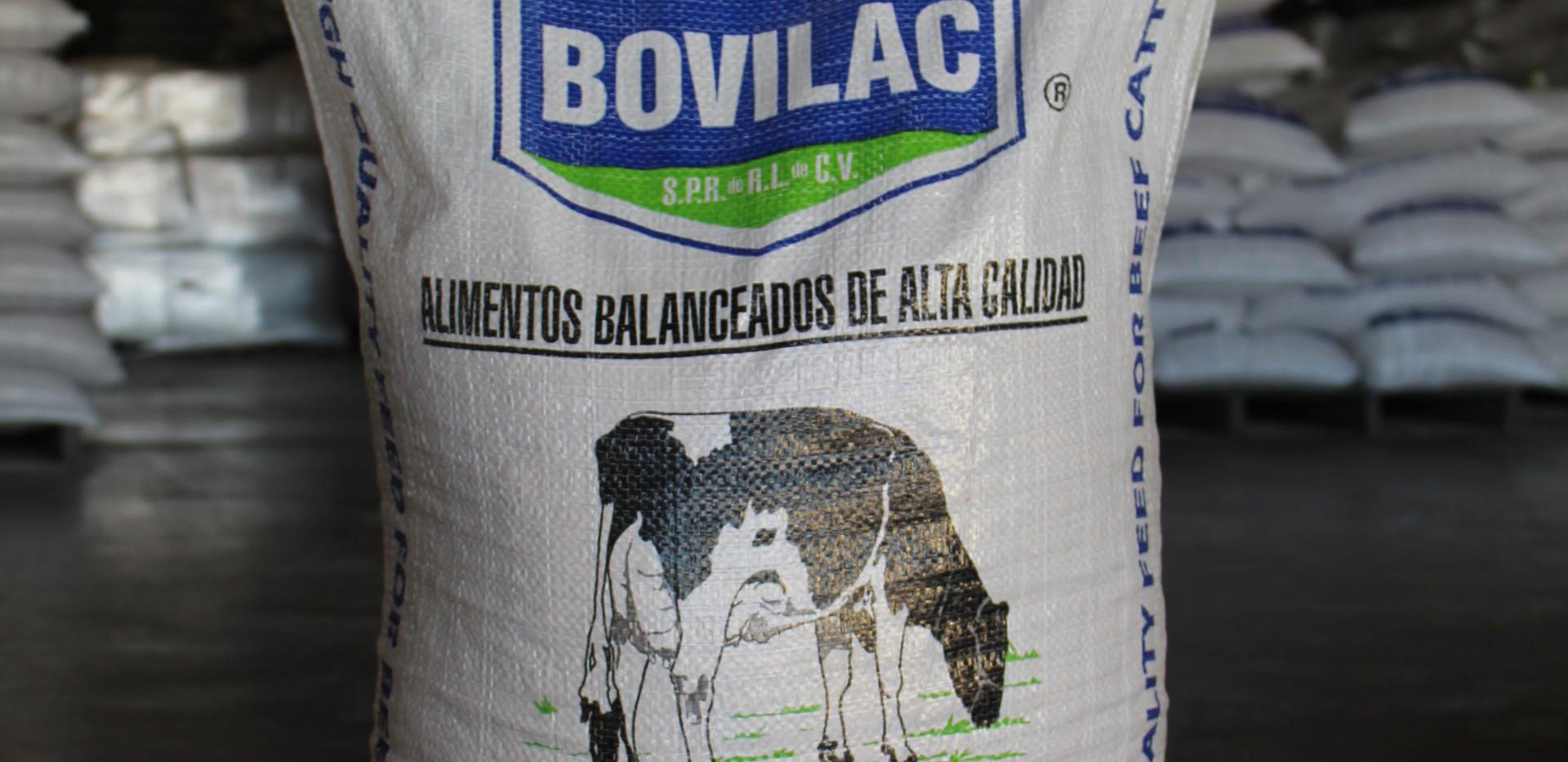 Alimento para Vaca Lechera Bovilac