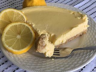 Lemon Cheesecake SF GF