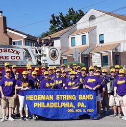 Hegeman String Band 4th of July 2019