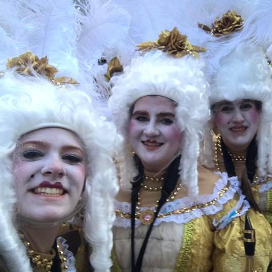 "Hegeman String Bands 2017 Performance ""The Golden Gala"""