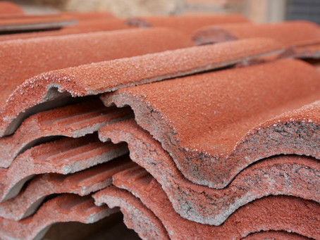For Your Next Roof - Go Clay Tile.