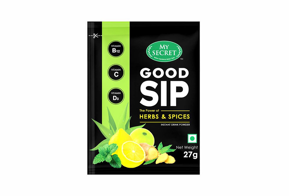 GOOD SIP, HERBS & SPICES