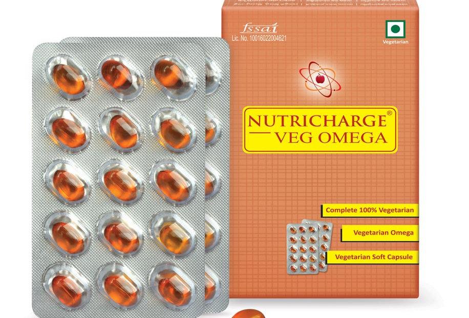Nutricharge Veg Omega
