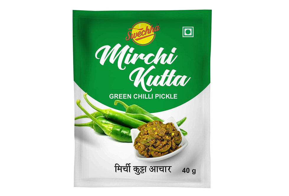 Swechha Mirchi Kutta Pickle