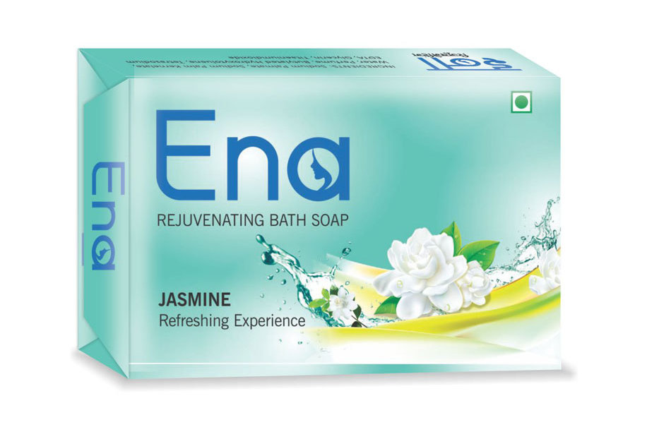 Ena Jasmine Bath Soap(100g)