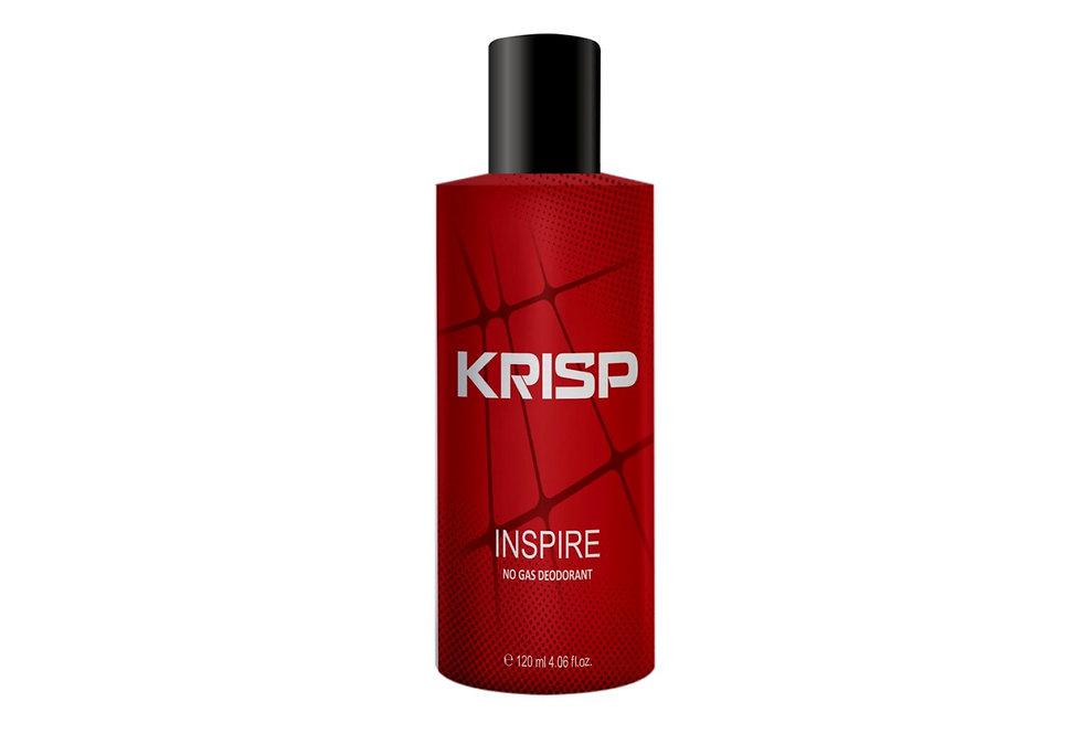 Krisp Inspire No Gas Deodorant