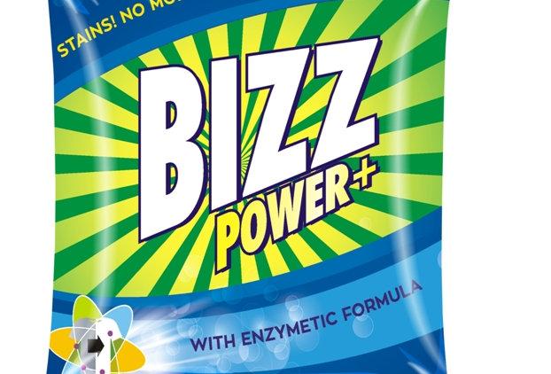Bizz power plus washing Powder
