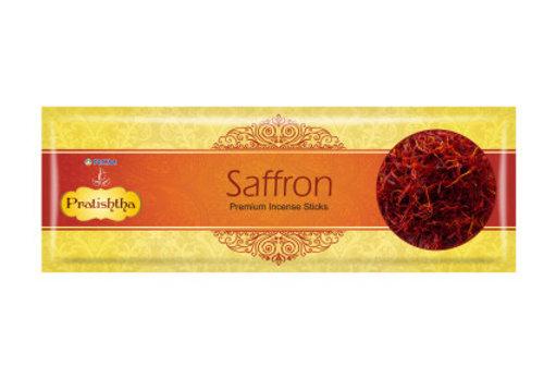 Pratishtha Saffron Agarbatti