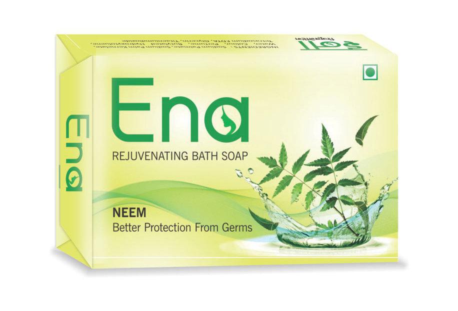 Ena Neem Bath Soap(100g)