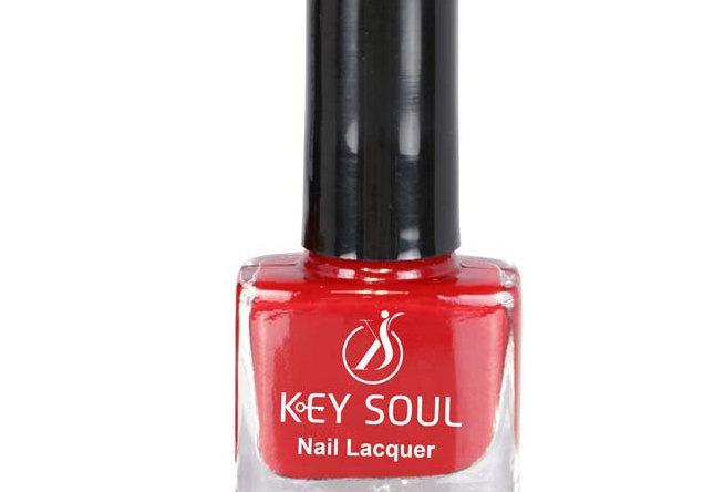 Keysoul Ruby burst Nail paint