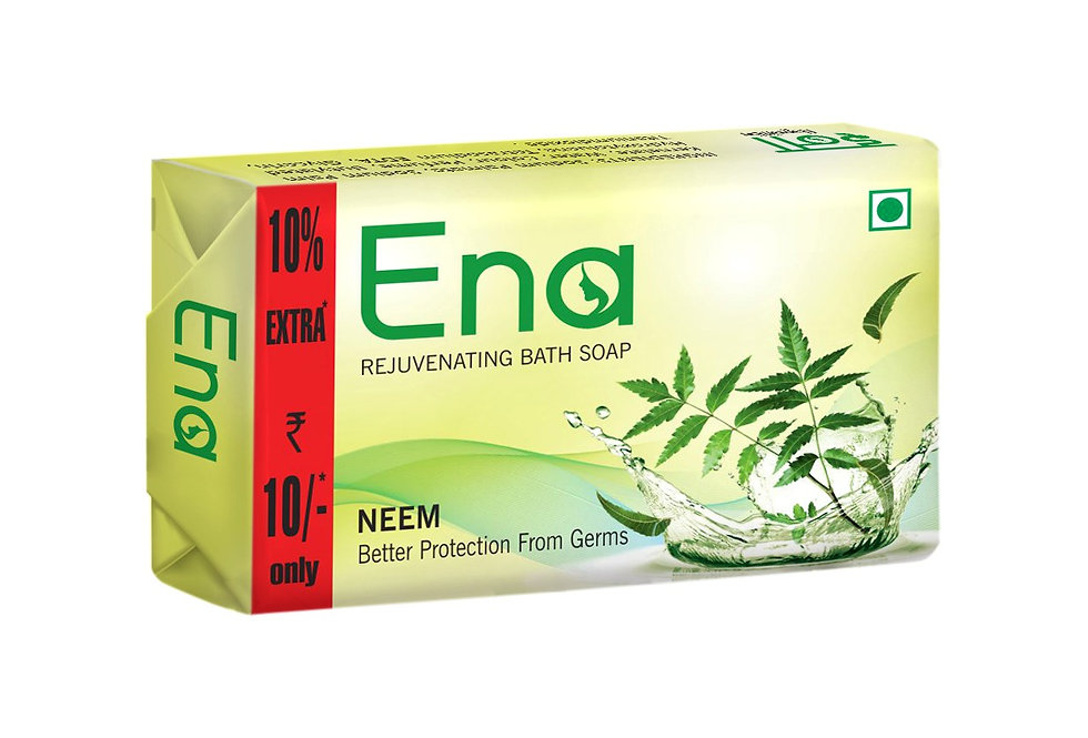 Ena Neem Bath Soap(55g)