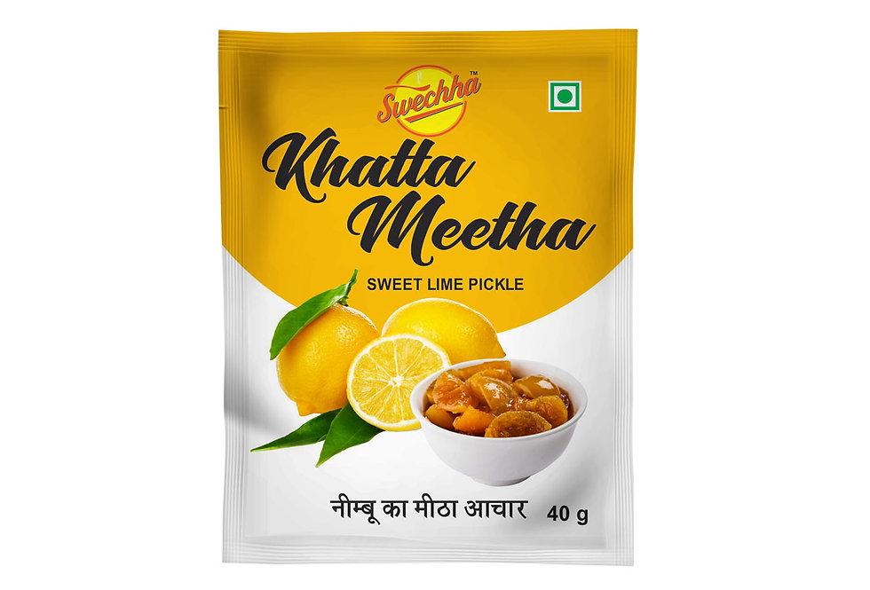 Swechha Khatta Meetha Pickle