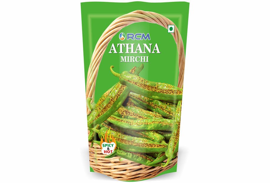 ATHNA MIRCHI SPICY & HOT