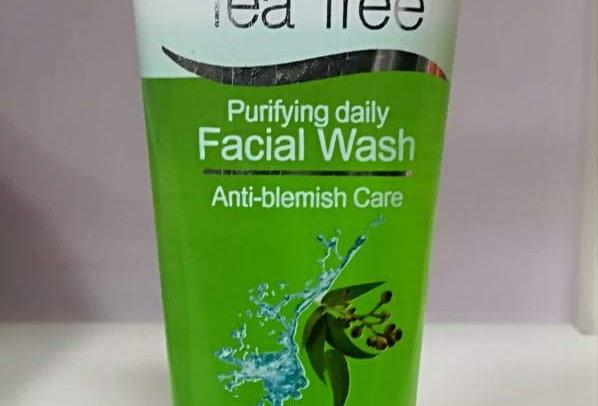 NYSA ORGANIC TEA TREE FACE WASH